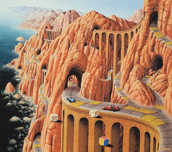 landscape painting essays
