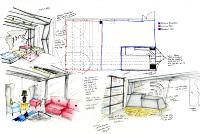 Interior Design Work by Ricardo Hernandez