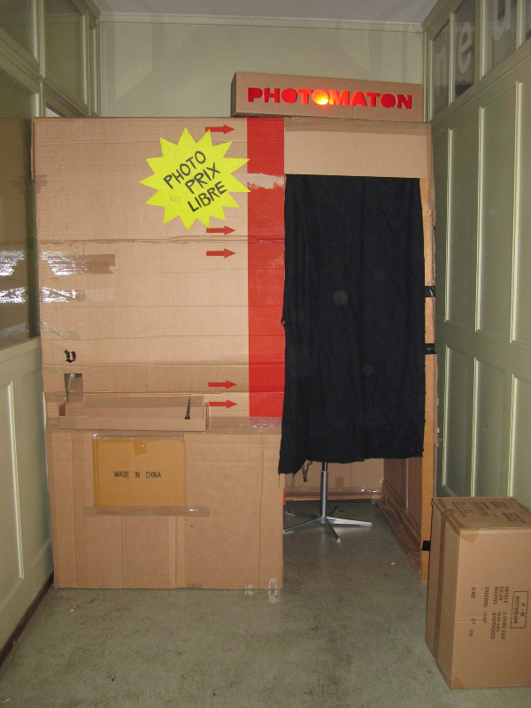 photomaton testone. Black Bedroom Furniture Sets. Home Design Ideas