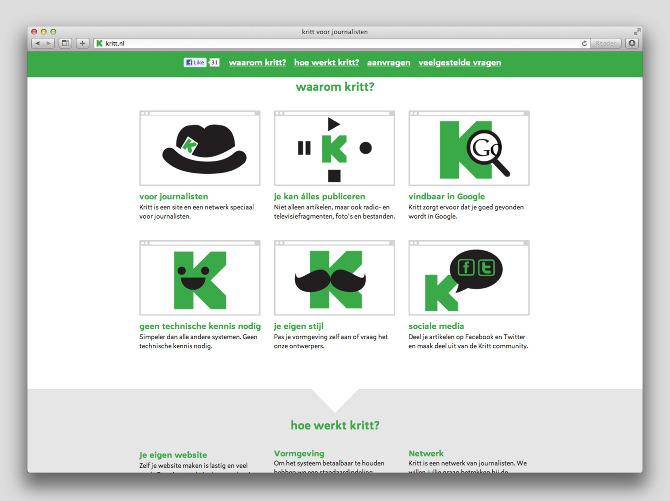 eenvoudig zelf een website maken