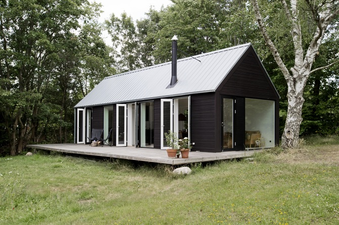 Groovy Mini Houses Mettelange Largest Home Design Picture Inspirations Pitcheantrous