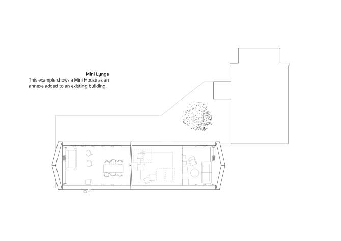 Mini House Concept mettelangecom Personal network